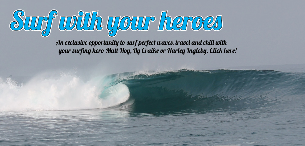 Heroes Trips with The Perfect Wave